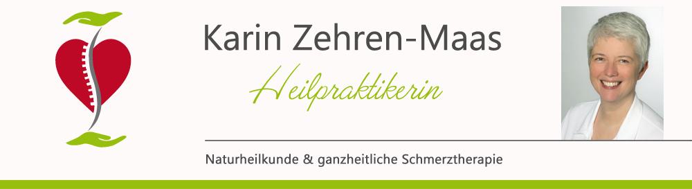 Karin Zehren-Maas Heilpraktikerin, Naturheilkunde & ganzheitliche Schmerztherapie